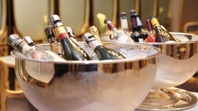 срок хранения шампанского в бутылке